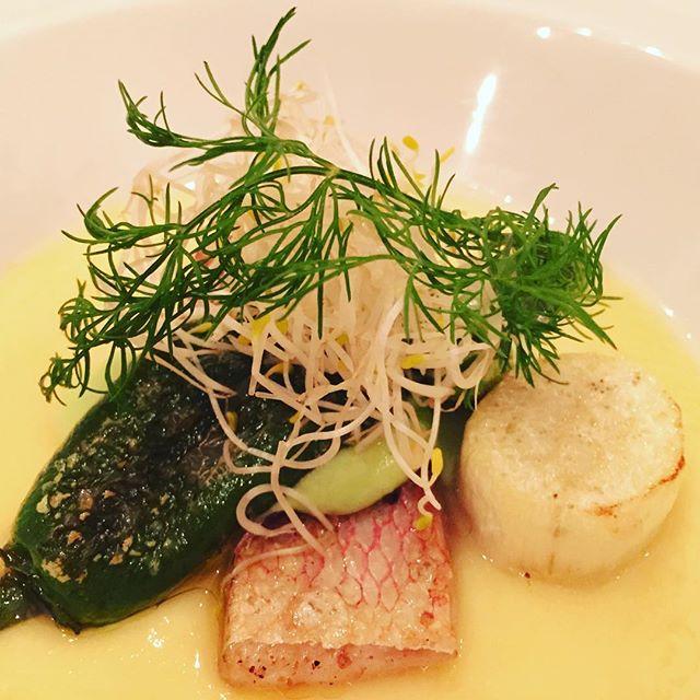 里芋も贅沢な素材だね、郡山のおしゃれなレストランにきてみた。