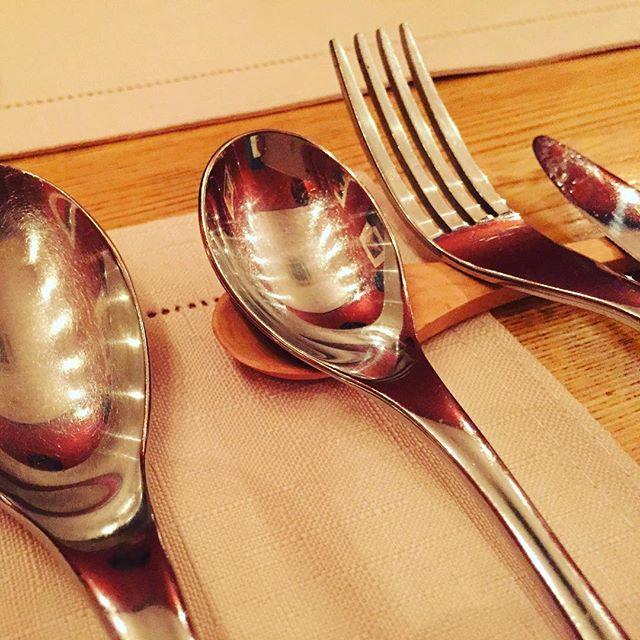 北欧レストランってことで…食器も楽しめるアーマテラスにきてみた。
