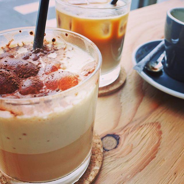 5/28オープンのオブロスコーヒー!新感覚コーヒーにびっくり!#オブロスコーヒー #obroscoffee #コーヒー #coffee #コーヒースタンド #fukushima #koriyama #郡山 #郡山市 #カフェ #郡山カフェ #カプチーノ #駐車場あり #テイクアウト #合同庁舎 #東北電力 #さぶちゃん #さぶちゃんで飲んだ後行ける #細沼 #スペシャルコーヒー #デザート #カウンター #ペット可 #新感覚 #フルーティ