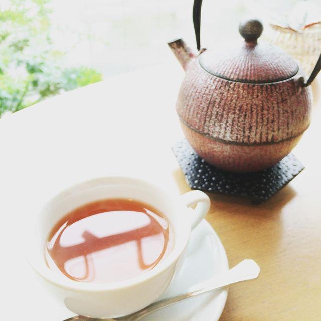 ブランは、南部鉄器でティータイムができる郡山唯一のカフェ!#ブラン #郡山カフェ #菜根 #紅茶 #コーヒー #ケーキ #ティータイム #軽食 #テイクアウト #静か #南部鉄器 #おしゃれ #デート #郡山 #郡山市 #fukushima
