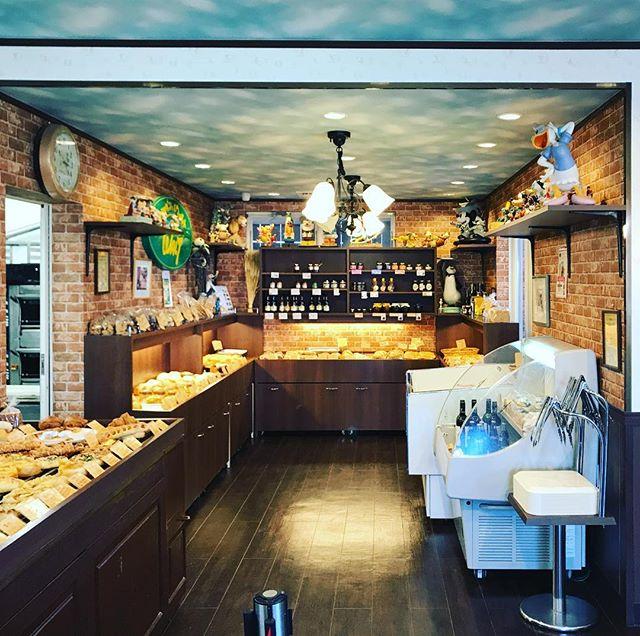 郡山のウォルトはディズニーがいっぱいいるパン屋、次はジェラートね。 #ウォルト #パン #おいしい #グルメ #ディズニー #夢の国 #郡山市 #郡山 #ジェラート #富田町 #富久山町 #八山田 #手作り #かわいい